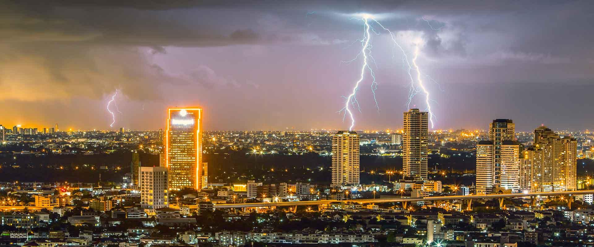 Blitzschutz für Ihr Eigenheim