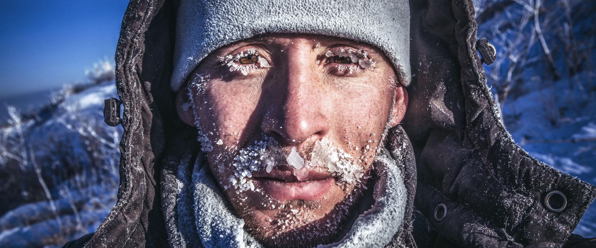 Blizzard (schwerer Schneesturm)