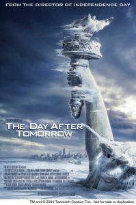 The Day After Tomorrow Plakat
