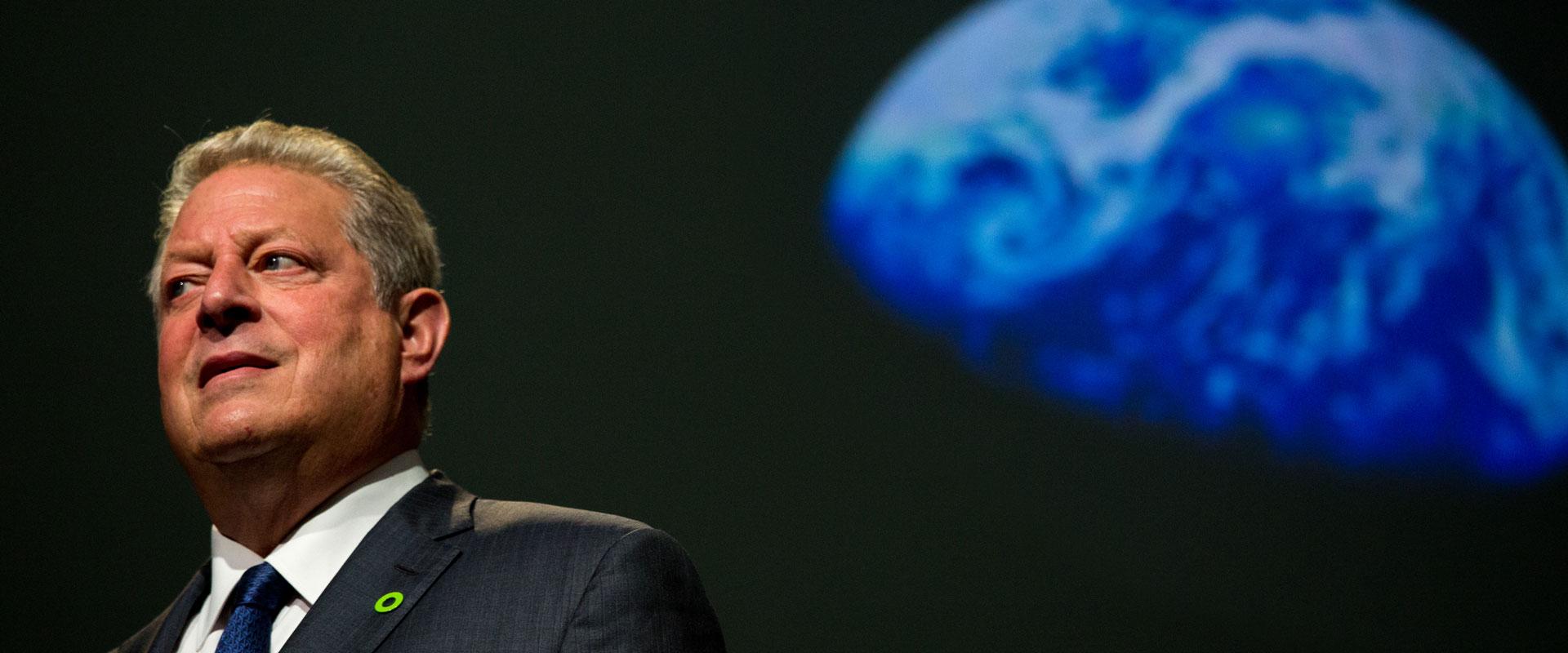 Al Gore - Immer noch eine unbequeme Wahrheit