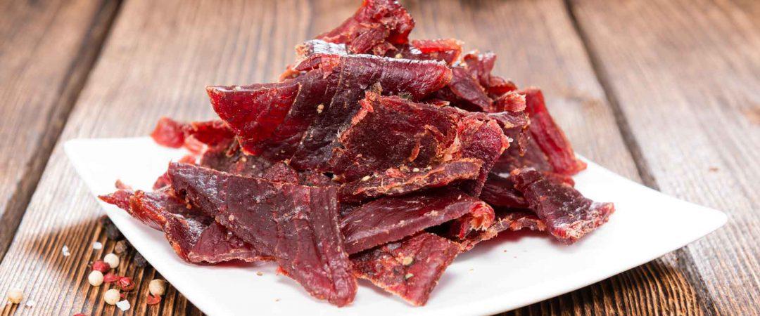 Notfallvorsorge - Trockenfleisch