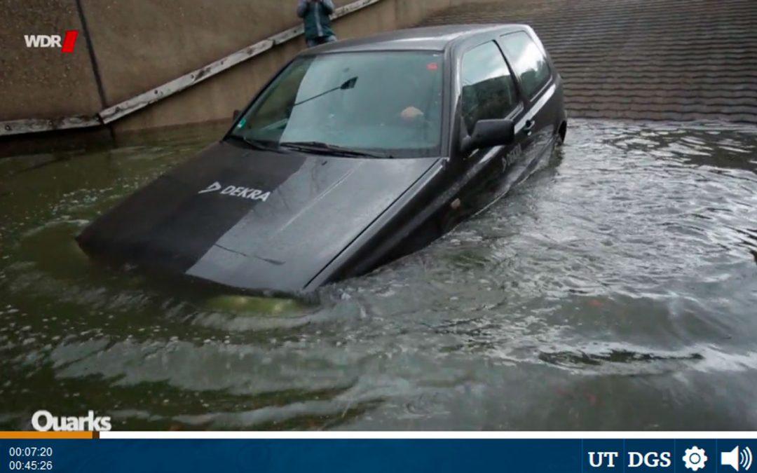 Was hilft bei Hochwasser?